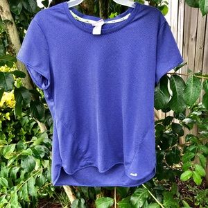 AVIA Athletic Top Tee Large